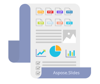 Aspose.Slides for Product Family